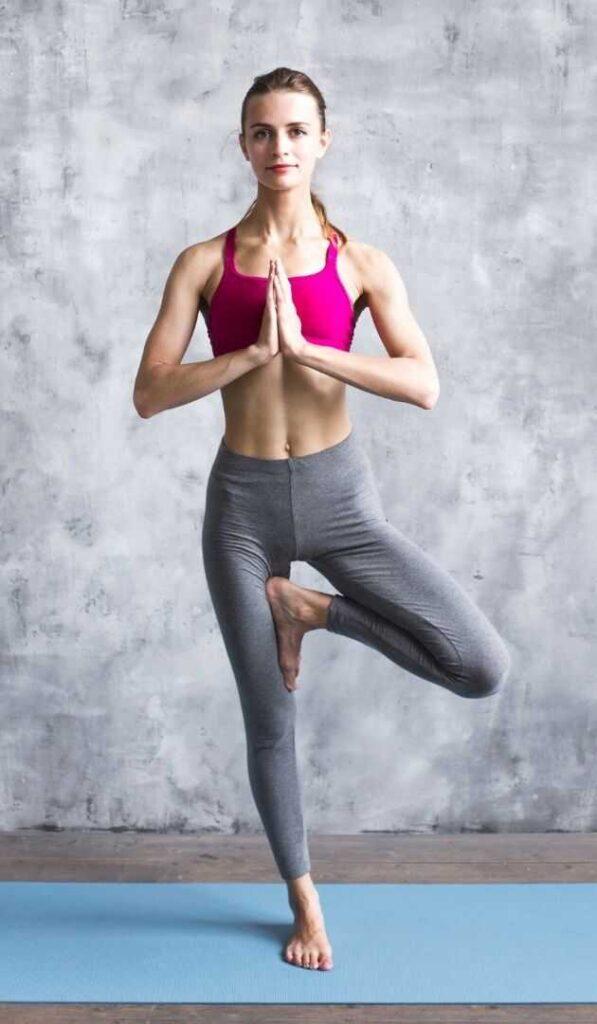 young-woman-in-vrikshasana-pose